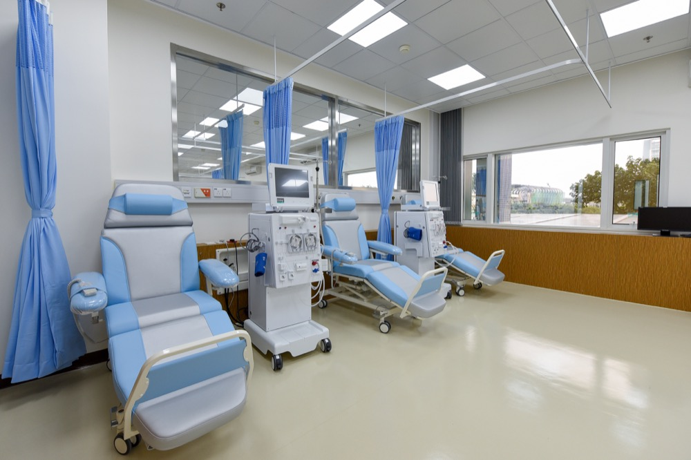 UH hemodialysis center 1