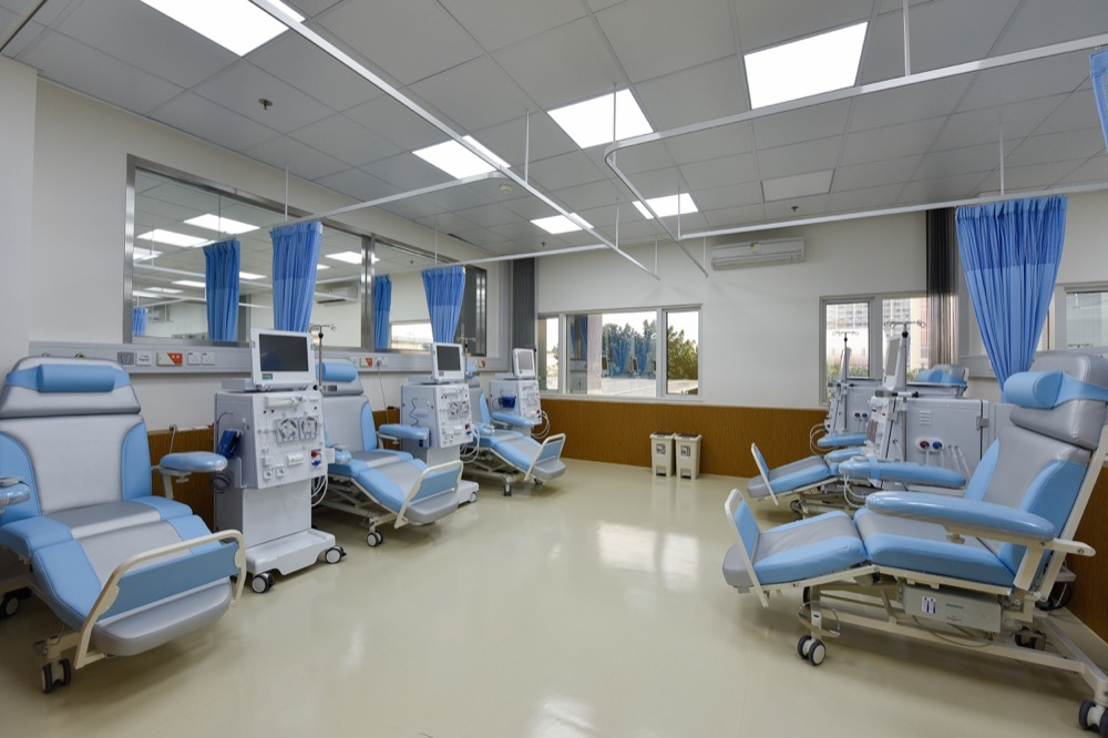 UH hemodialysis center 2