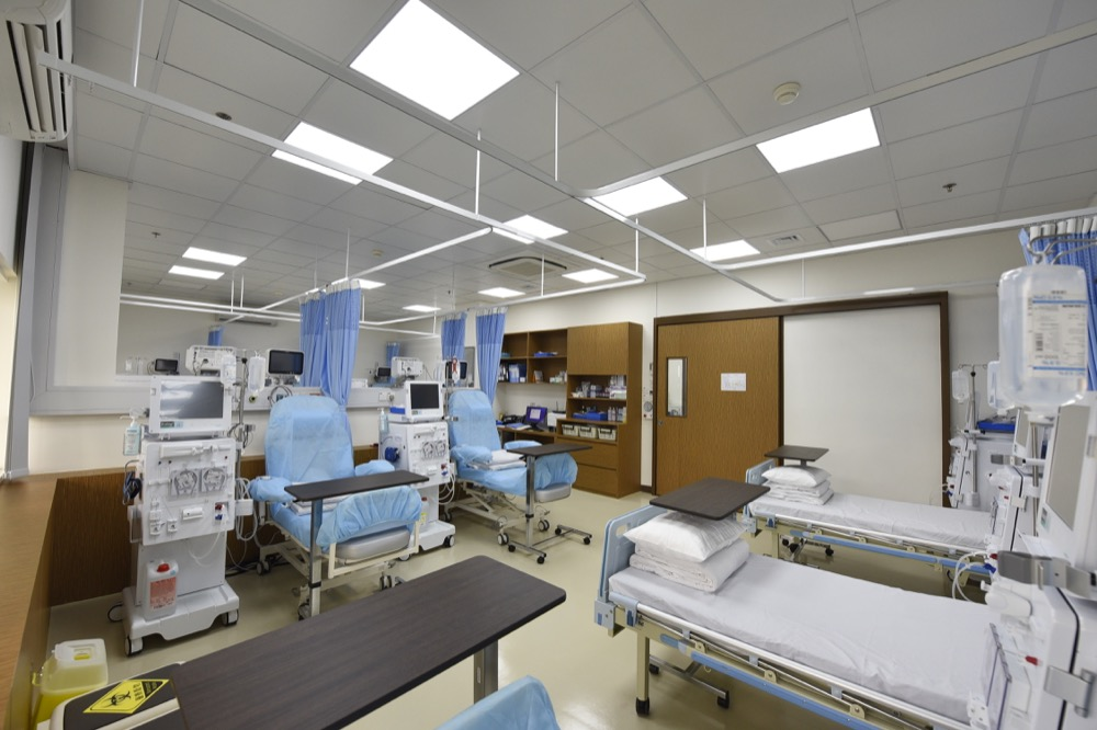 UH hemodialysis center 5
